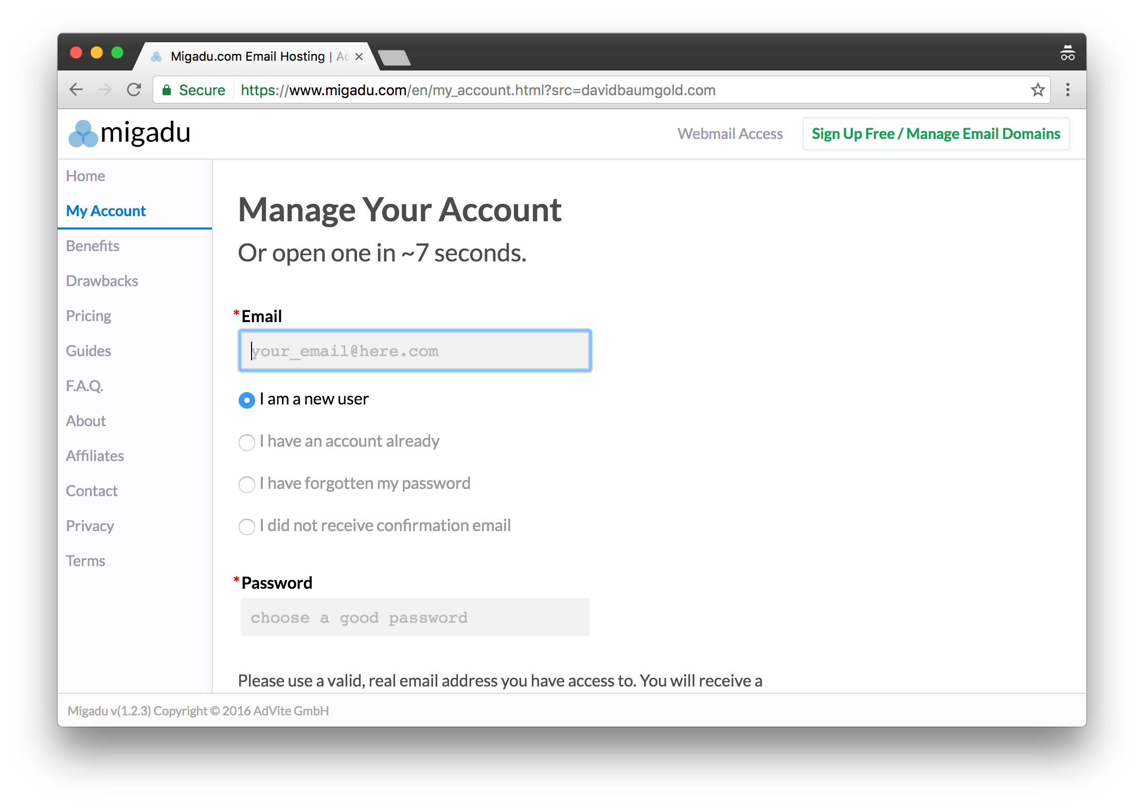 Host a Static Site on AWS, using S3 and CloudFront | David