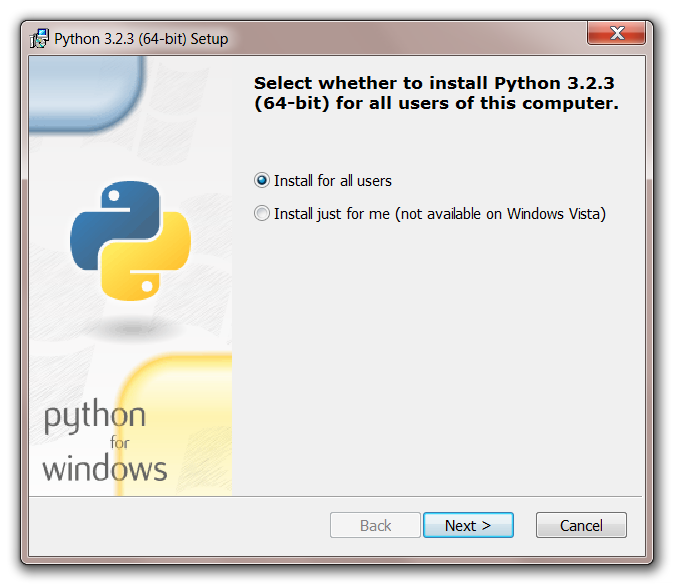 How To Set Pythonpath In Windows Vista